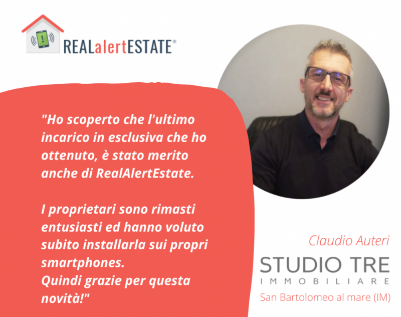Le testimonianze di chi utilizza Real Alert Estate